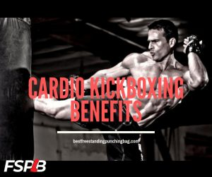 Cardio Kickboxing Benefits