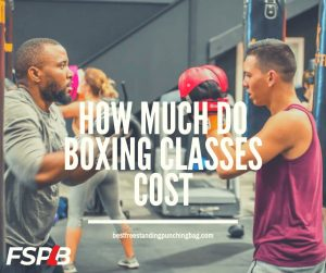 How Much Do Boxing Classes Cost