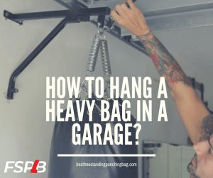 How To Hang A Heavy Bag In A Garage