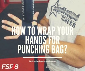 How to wrap your hands for punching bag