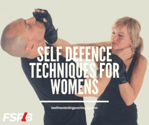 Self Defence Techniques For Womens