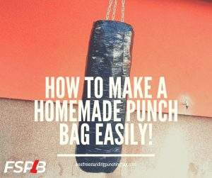 How To Make A Homemade Punch Bag