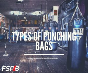 What Are The Different Types Of Punching Bags